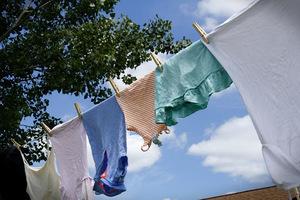Βαριέστε να βάλετε μπουγάδα;